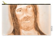 Jesus In The Light Carry-all Pouch