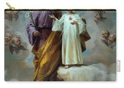 Jesus In White Carry-all Pouch