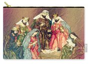 Jesus Is Born Carry-all Pouch
