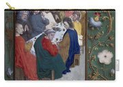 Jesus: Last Supper Carry-all Pouch