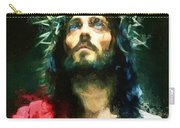 Jesus Of Nazareth Carry-all Pouch