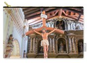 Jesus On The Cross In San Ramon, Bolivia Carry-all Pouch