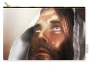 Jesus Wept Carry-all Pouch