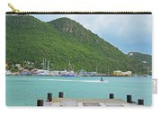 Jet Ski On The Lagoon Caribbean St Martin Carry-all Pouch