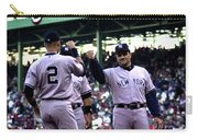 Jeter And Torre Carry-all Pouch