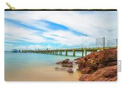 Jetty By The Sea Carry-all Pouch