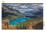 Jewel Of The Rockies Carry-all Pouch