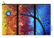 Jewel Tone II By Madart Carry-all Pouch