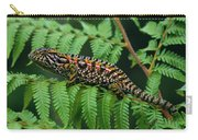 Jeweled Chameleon Furcifer Lateralis Carry-all Pouch