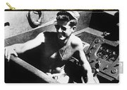 Jfk On Pt 109 Carry-all Pouch by War Is Hell Store