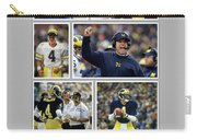 Jim Harbaugh A Michigan Man Carry-all Pouch