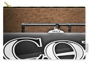 Jim Tracy Rockies Manager Carry-all Pouch