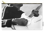 Jimi Hendrix (1942-1970) Carry-all Pouch by Granger