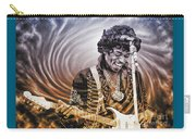 Jimi Hendrix - Legend Carry-all Pouch