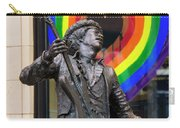 Jimi Hendrix Love On Capitol Hill Carry-all Pouch