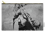 Jimi Hendrix Pop Star  Carry-all Pouch