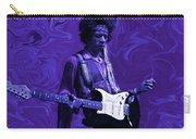 Jimi Hendrix Purple Haze Carry-all Pouch