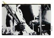 Jimmy Hendrix Purple Haze Carry-all Pouch