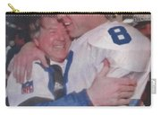 Jimmy Johnson Troy Aikman Carry-all Pouch