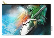 Jimmy Page Lost In Music Carry-all Pouch