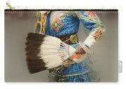 Pow Wow Jingle Dancer 7 Carry-all Pouch