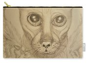 Jinx The Sphynx Carry-all Pouch