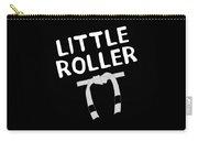 Jiu Jitsu Bjj Little Roller White Light Carry-all Pouch
