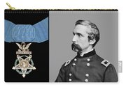 J.l. Chamberlain And The Medal Of Honor Carry-all Pouch by War Is Hell Store