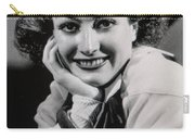 Joan Crawford Carry-all Pouch