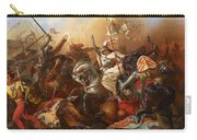 Joan Of Arc In The Battle Carry-all Pouch