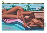 Poolside Dreaming Carry-all Pouch