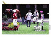 Jockeys Painting Carry-all Pouch