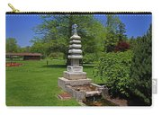 Joe And Marie Schedel Pagoda-horizontal Carry-all Pouch