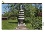 Joe And Marie Schedel Pagoda- Vertical Carry-all Pouch