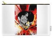 Joe Bonamassa Blue Guitar Art Carry-all Pouch