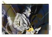 Joe Bonamassa Blue Guitarist Art Carry-all Pouch