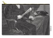 Joel Barlow 1754-1812. American Writer Carry-all Pouch