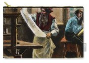 Johann Gutenberg Carry-all Pouch