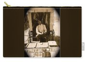 John A. Coffer  Traveling Tintype Photographer  Tombstone Arizona 1980-2009 Carry-all Pouch