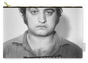 John Belushi Mug Shot For Film Vertical Carry-all Pouch