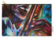 John Coltrane Carry-all Pouch