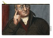 John Dalton - To License For Professional Use Visit Granger.com Carry-all Pouch
