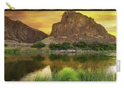 John Day River At Sunrise Carry-all Pouch