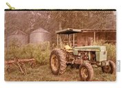 John Deere Antique Carry-all Pouch by Debra and Dave Vanderlaan