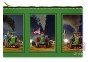 John Deere Tractor Pull Poster Carry-all Pouch