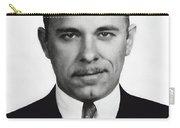 John Dillinger -- Public Enemy No. 1 Carry-all Pouch