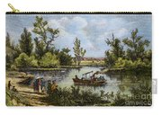 John Fitch Steamboat, 1796 Carry-all Pouch