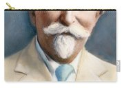 John H. Kellogg, 1852-1943 Carry-all Pouch