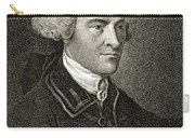 John Hancock 1737 To 1793 American Carry-all Pouch