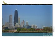 John Hancock Center Chicago Carry-all Pouch